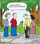 Comic Strip Dave Coverly  Speed Bump 2008-04-16 marriage
