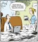 Comic Strip Dave Coverly  Speed Bump 2008-04-18 coffee pot