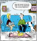 Comic Strip Dave Coverly  Speed Bump 2008-05-05 inclination