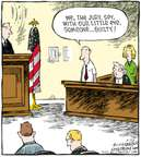 Comic Strip Dave Coverly  Speed Bump 2008-06-26 guilty