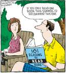 Comic Strip Dave Coverly  Speed Bump 2008-07-16 summer