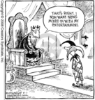 Comic Strip Dave Coverly  Speed Bump 2008-08-07 news media
