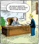 Comic Strip Dave Coverly  Speed Bump 2008-08-19 management