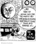 Comic Strip John Deering  Strange Brew 2008-02-11 thingamajig