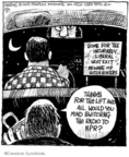 Comic Strip John Deering  Strange Brew 2008-05-07 left
