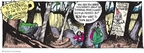 Comic Strip John Deering  Strange Brew 2009-11-29 outdoors