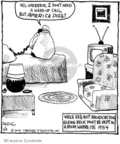 Comic Strip John Deering  Strange Brew 2010-01-02 conservative media