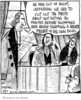 Comic Strip John Deering  Strange Brew 2010-03-27 Bill of Rights