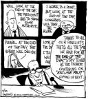 Comic Strip John Deering  Strange Brew 2010-04-30 political media