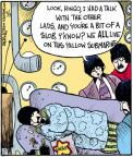 Comic Strip John Deering  Strange Brew 2011-05-03 McCartney