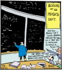 Comic Strip John Deering  Strange Brew 2011-09-19 math science