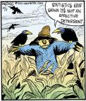Comic Strip John Deering  Strange Brew 2011-10-11 crow