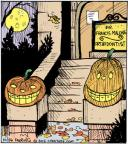 Comic Strip John Deering  Strange Brew 2012-10-26 orthodontist