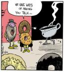 Comic Strip John Deering  Strange Brew 2012-11-24 coffee
