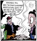 Comic Strip John Deering  Strange Brew 2013-03-09 mutant