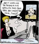 Comic Strip John Deering  Strange Brew 2013-08-22 news media