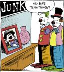 Comic Strip John Deering  Strange Brew 2014-02-01 picture