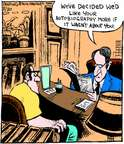 Comic Strip John Deering  Strange Brew 2014-08-20 author