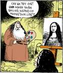 Comic Strip John Deering  Strange Brew 2014-09-12 picture