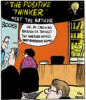 Comic Strip John Deering  Strange Brew 2014-09-22 author