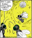 Comic Strip John Deering  Strange Brew 2014-10-08 honey bee