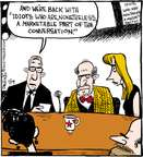 Comic Strip John Deering  Strange Brew 2015-01-14 news media