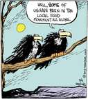 Comic Strip John Deering  Strange Brew 2015-03-04 vulture