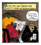 Comic Strip John Deering  Strange Brew 2015-04-18 marriage