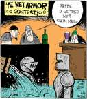 Comic Strip John Deering  Strange Brew 2015-06-04 wet