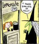 Comic Strip John Deering  Strange Brew 2015-09-19 ingredient