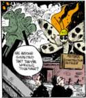 Comic Strip John Deering  Strange Brew 2015-12-15 movie