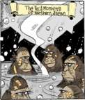 Comic Strip John Deering  Strange Brew 2016-06-04 monkey