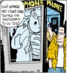 Comic Strip John Deering  Strange Brew 2016-08-09 social media