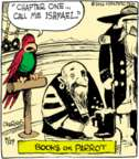 Comic Strip John Deering  Strange Brew 2016-09-29 bird