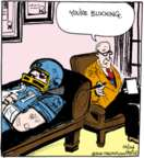 Comic Strip John Deering  Strange Brew 2016-10-14 football