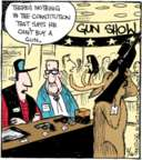 Comic Strip John Deering  Strange Brew 2017-02-16 Constitution