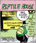 Comic Strip John Deering  Strange Brew 2017-10-05 house