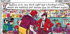 Comic Strip Mike Twohy  That's Life 2003-01-26 football replay
