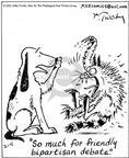 Comic Strip Mike Twohy  That's Life 2003-02-04 dog and cat