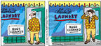 Comic Strip Mike Twohy  That's Life 2003-04-06 rug
