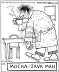 Comic Strip Mike Twohy  That's Life 2003-04-12 coffee