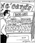 Comic Strip Mike Twohy  That's Life 2003-04-30 teacher