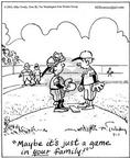 Comic Strip Mike Twohy  That's Life 2003-07-01 little league baseball player