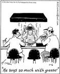 Comic Strip Mike Twohy  That's Life 2003-11-06 cooking