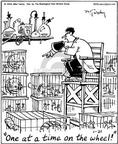 Comic Strip Mike Twohy  That's Life 2004-01-31 animal test