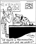 Comic Strip Mike Twohy  That's Life 2003-08-12 dog
