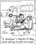 Comic Strip Mike Twohy  That's Life 2003-10-07 loyalty