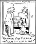 Comic Strip Mike Twohy  That's Life 2004-03-10 dog