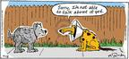 Comic Strip Mike Twohy  That's Life 2004-04-18 dog