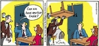 Comic Strip Mike Twohy  That's Life 2005-02-27 diner